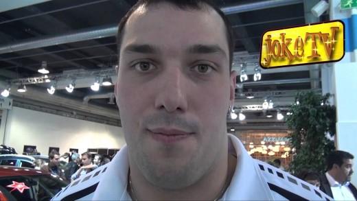 Daniel Bösch – Sportler